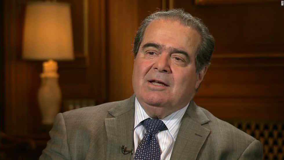 Le Juge Antonin Scalia