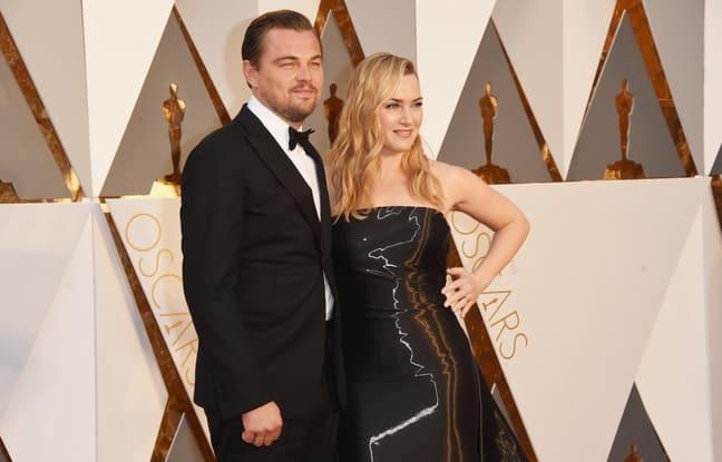 Kate Winslet et Leo