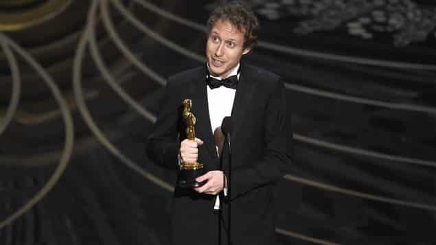 László Nemes, réalisateur du film « Le fils de Saul »
