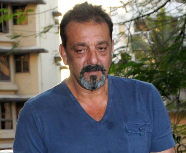 La star de Bollywood Sanjay Dutt sort de prison