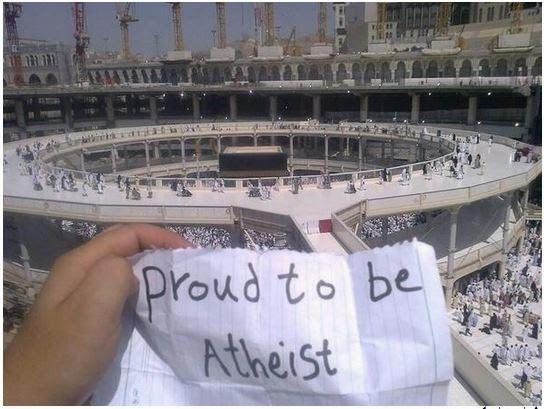 Les profils Twitter consacrés à l'athéisme en arabe sont scrutés par le régime