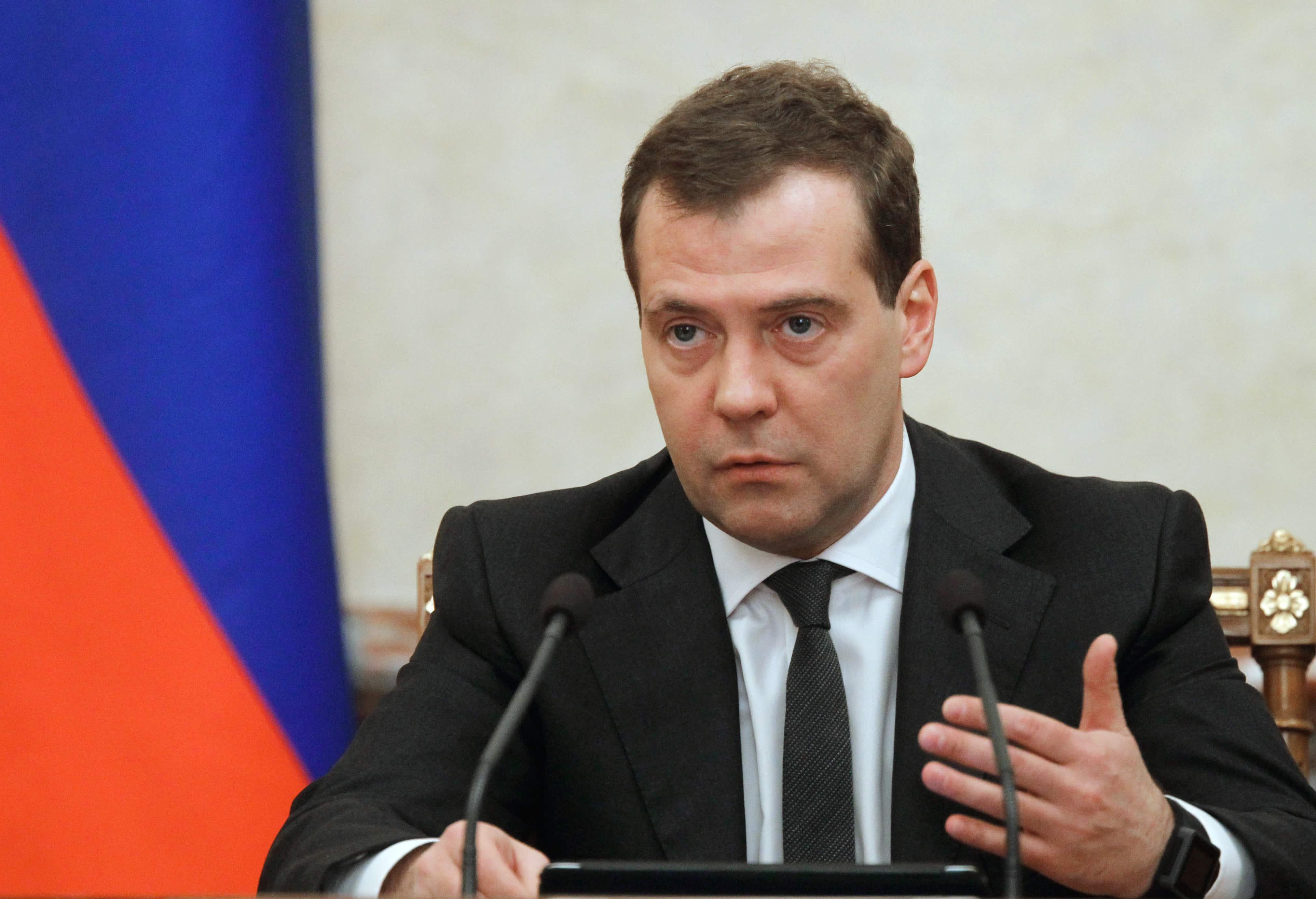 Premier Ministre russe et ancien Président de la Fédération de Russie .