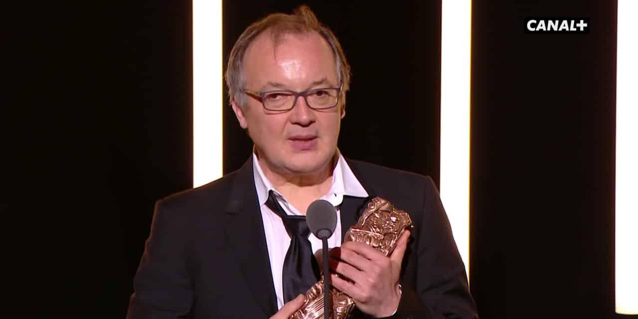 Philippe Faucon reçoit le César du meilleur film pour Fatima