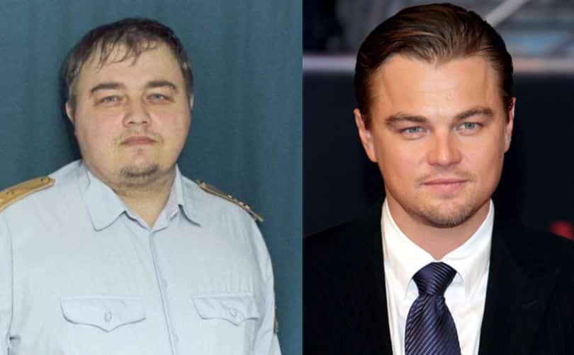 Regardez la ressemblance.