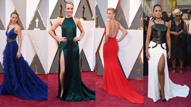 Brie Larson, Rachel McAdams, Charlize Theron et Kerry Washington