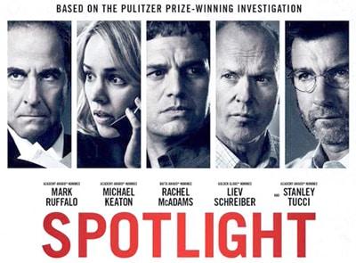 Le film Spotlight  éclabousse l'image déjà ternie de l'église