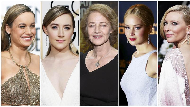 Les actrices nominées aux Oscars :