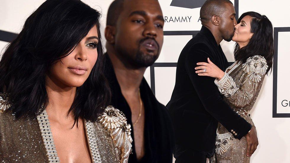Le couple Kanye West-Kim Kardashian dont l'étalage de l'amour et de la richesse vont de pair