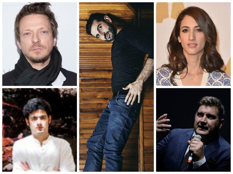 Parmi les réalisateurs nominés aux César : Kheiron (Iran), Deniz Gamze Ergüven (Turque)