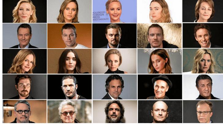 nominés Oscars