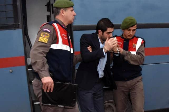 Asem Alfrhad. Photo Associated Press