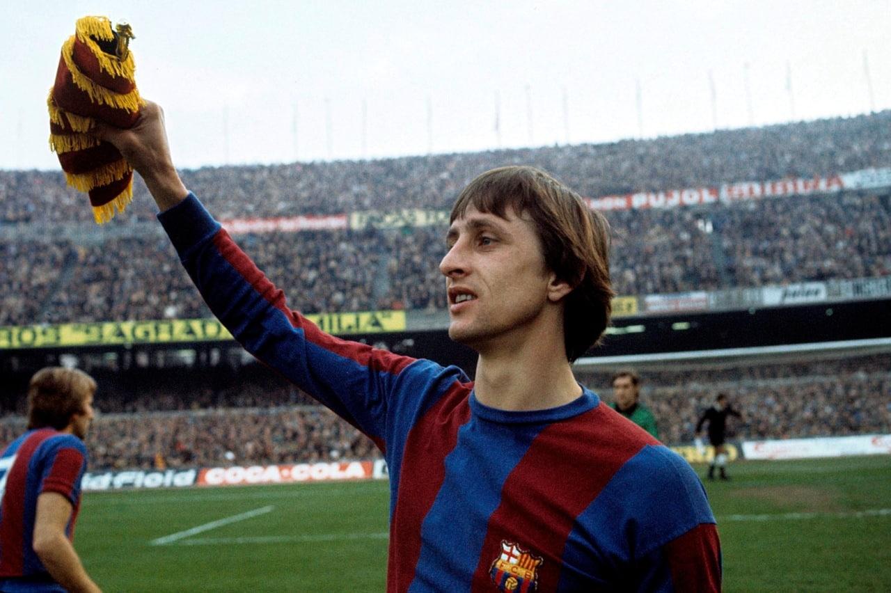 Johan Cruyff JEUNE