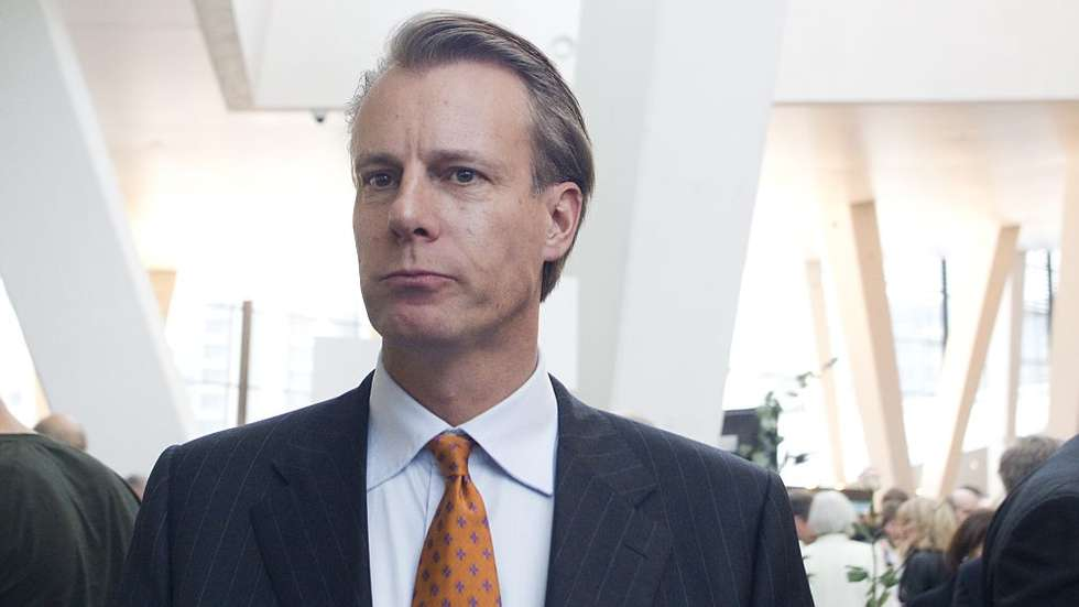 Johan H. Andresen, 54 ans