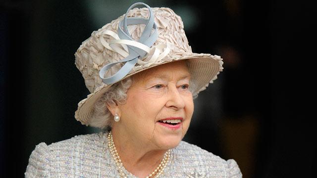 La reine Elizabeth II 2