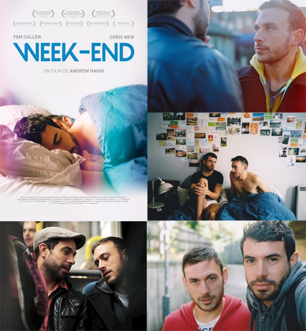 Le film Week-End d'Andrew Haigh