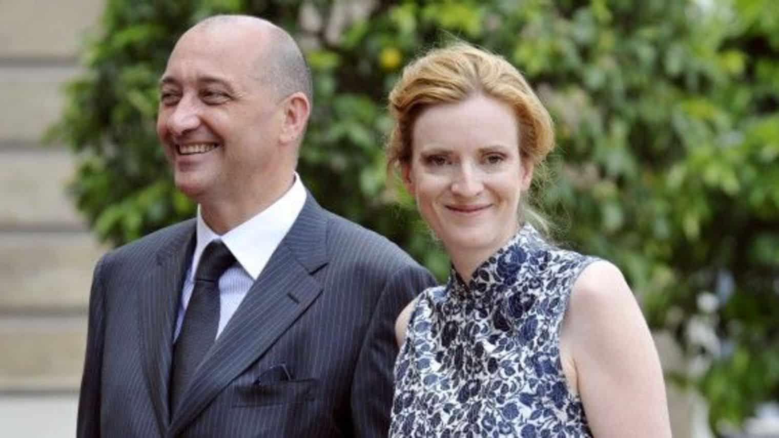 NKM et son ex-mari  Jean-Pierre Philippe