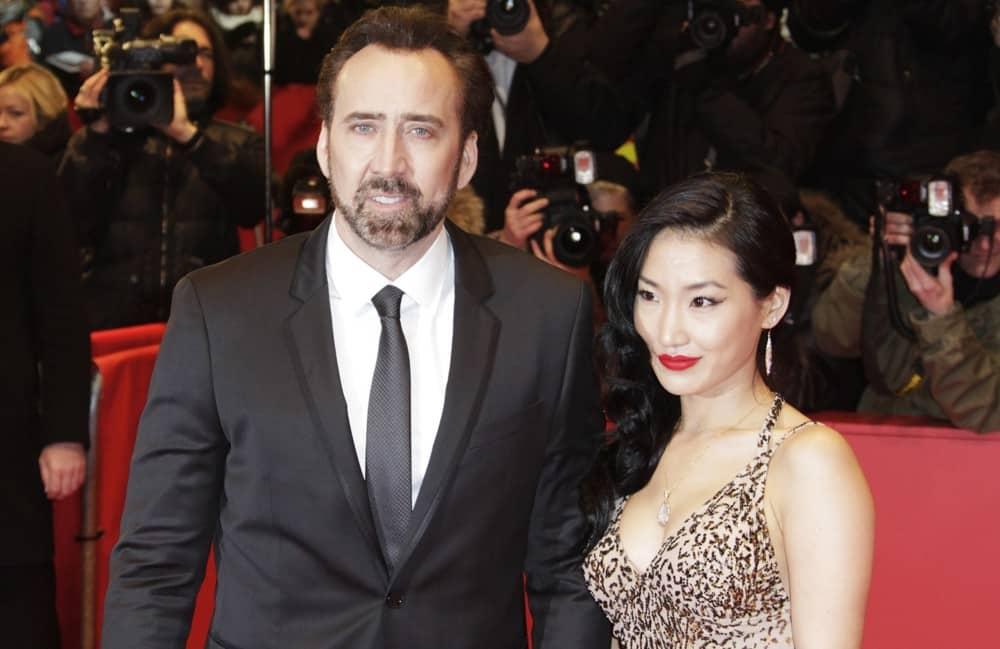 Nicolas Cage et Alice Kim
