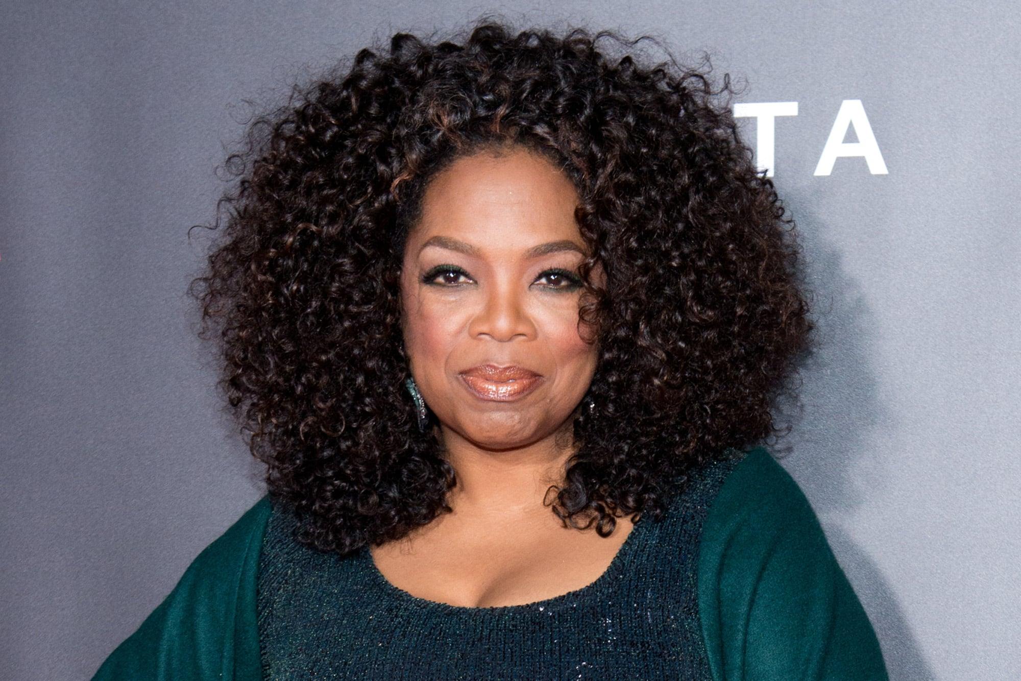 Oprah Winfrey fait partie des signataires de la lettre ouverte