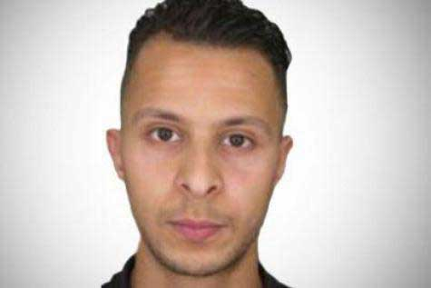 Salah Abdeslam. Photo AFP