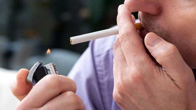 Comme on peut cesser de fumer le plus.