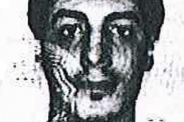 Laachraoui avait également été contrôlé dans une voiture le 9 septembre, sous sa fausse identité de Soufiane Kayal. PHOTO FOURNIE PAR LA POLICE BELGE, AFP