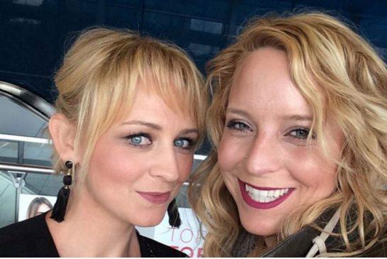 Julia Cordray et l'Américaine Nicole McCullough
