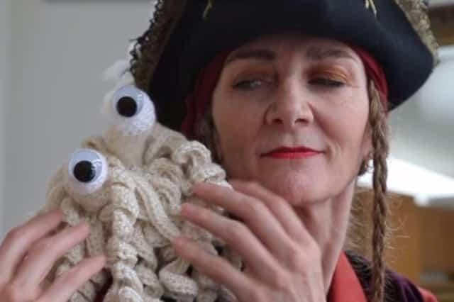 Karen Martyn reconnue comme  la première membre de l'Eglise du monstre de spaghettis