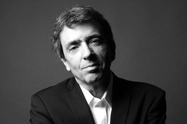 Régis Jauffret, auteur de