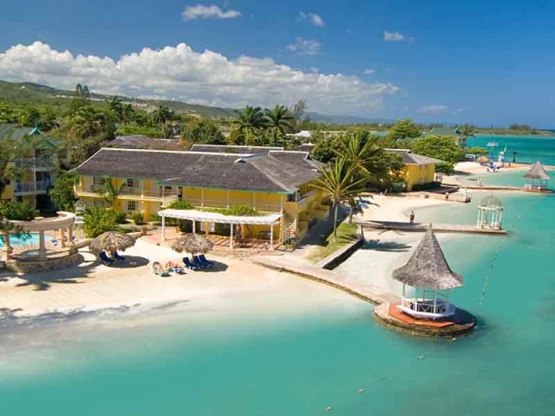 Jamaïque,-les-Caraïbes
