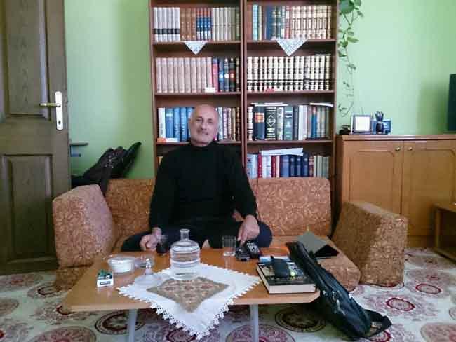 Muharrem Büyüktürk - capture compte twitter