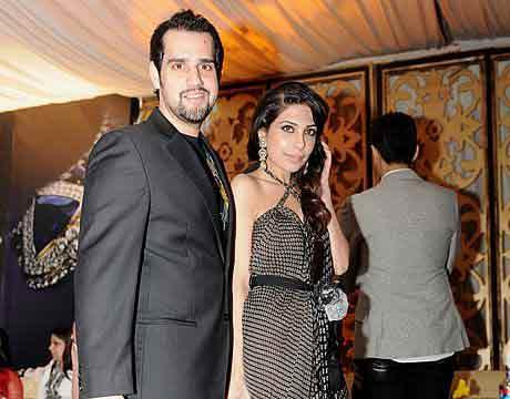 Shahbaz-Taseer-et-sa-femme