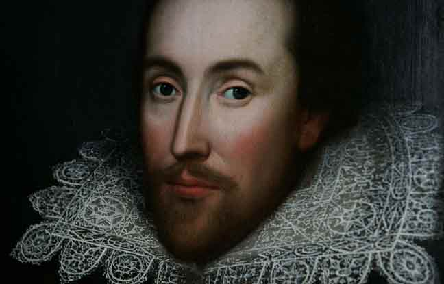 Un portrait de Shakespeare