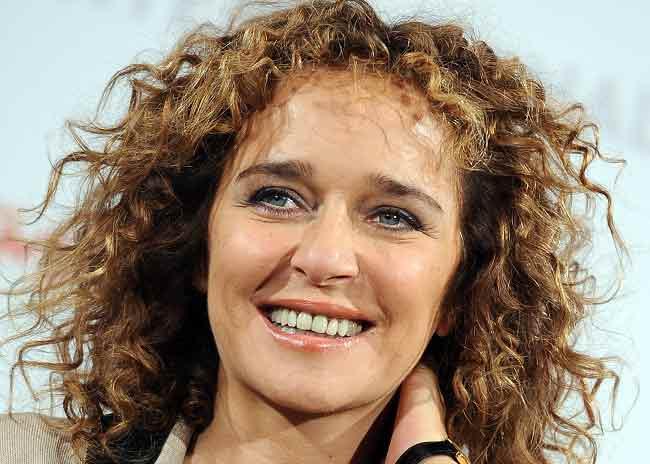 L'actrice Valeria Golino