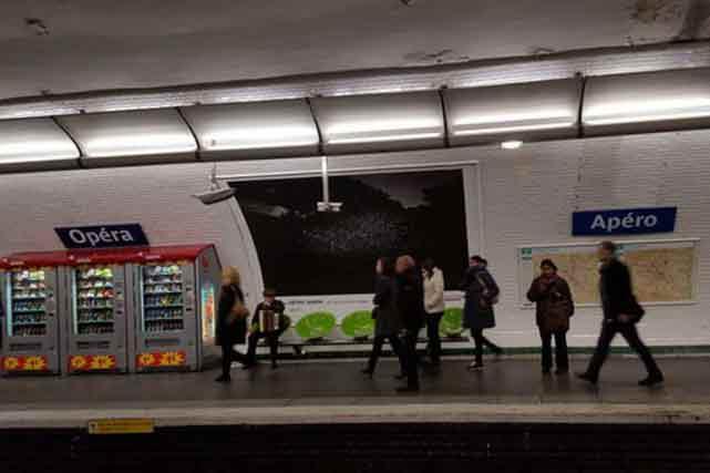 opéra-métro