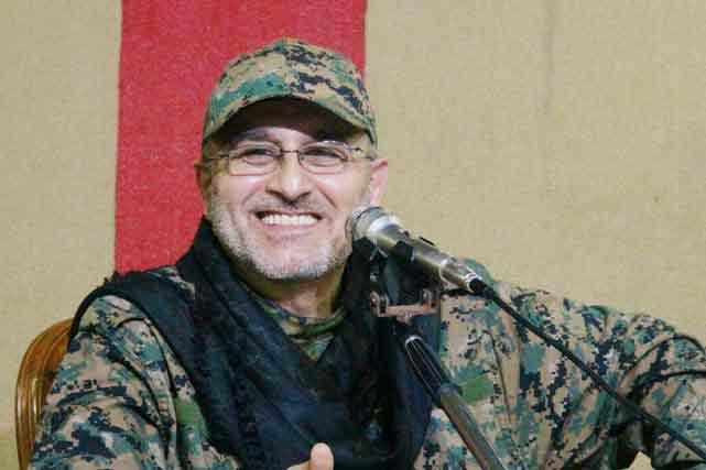 Mustafa Badreddine, environ 55 ans, était responsable du dossier de la Syrie - Photo AP