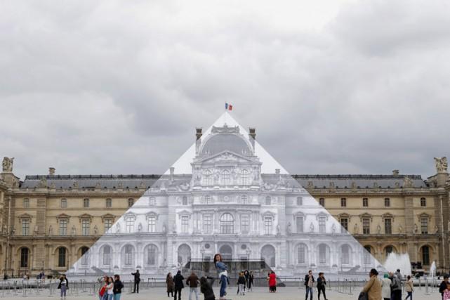 JR pyramide
