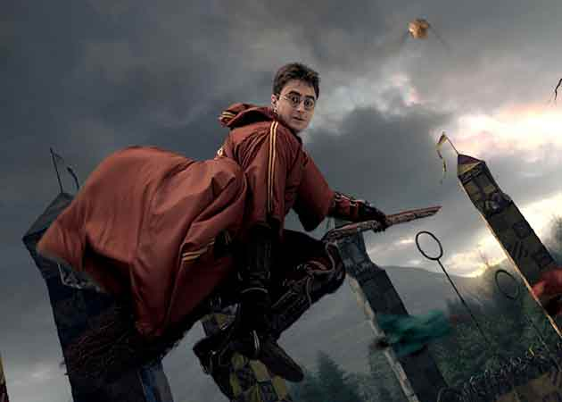 Quidditch-harry