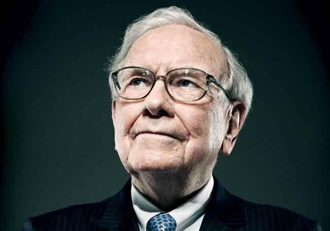 Warren Buffett, considéré comme l'un des investisseurs américains les plus avisés