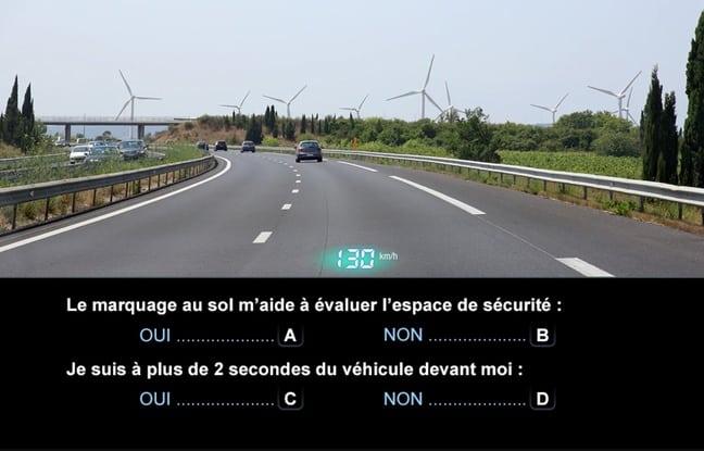 capture code de la route