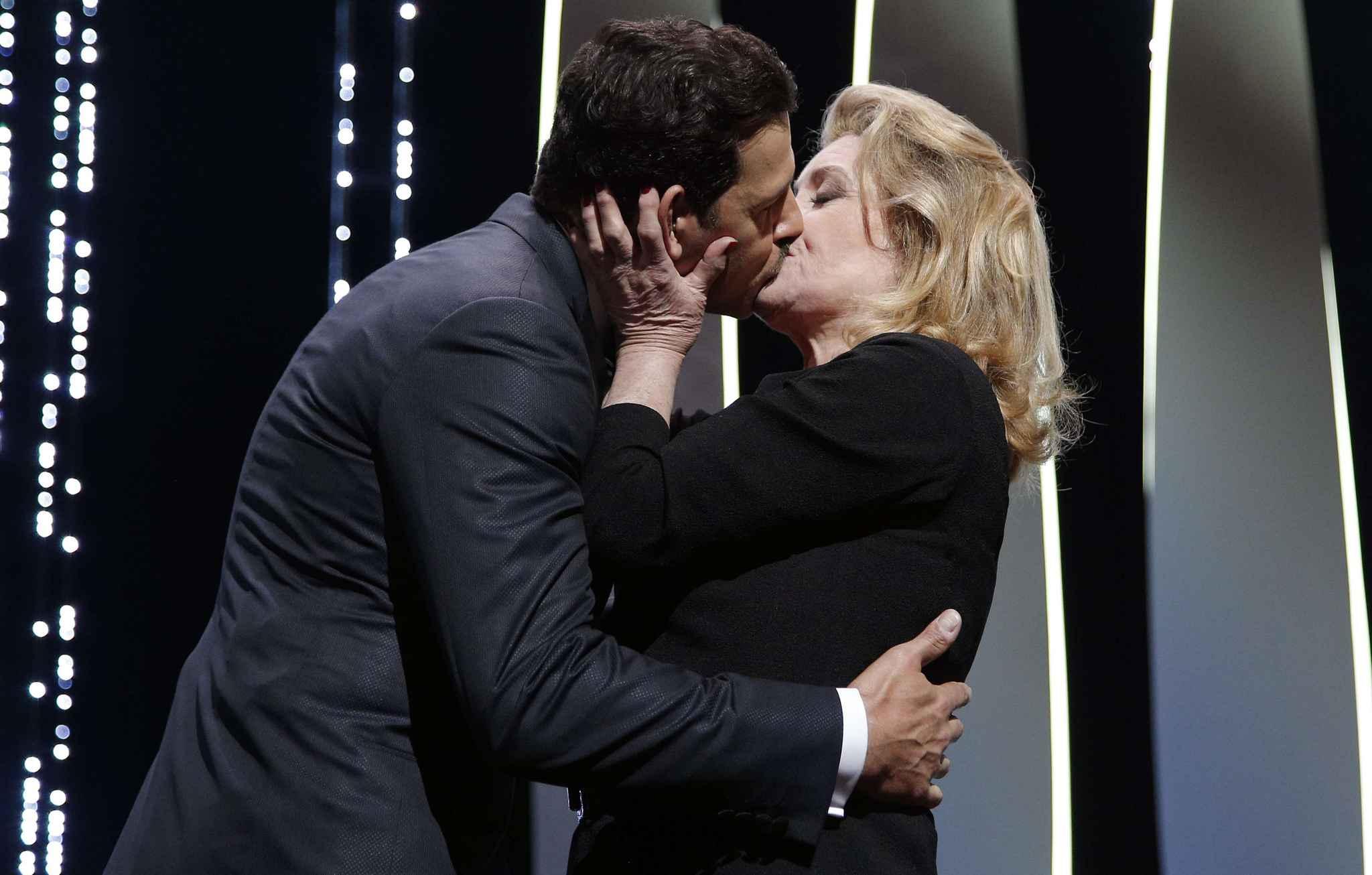 catherine deneuve baiser