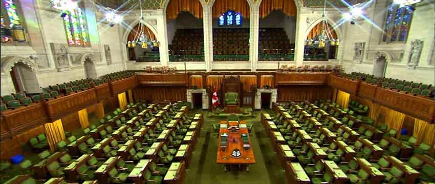 Canada d p t d 39 un projet de loi pour prot ger les for Chambre des communes