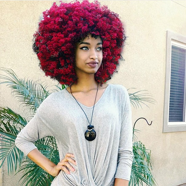 cheveux afro 9