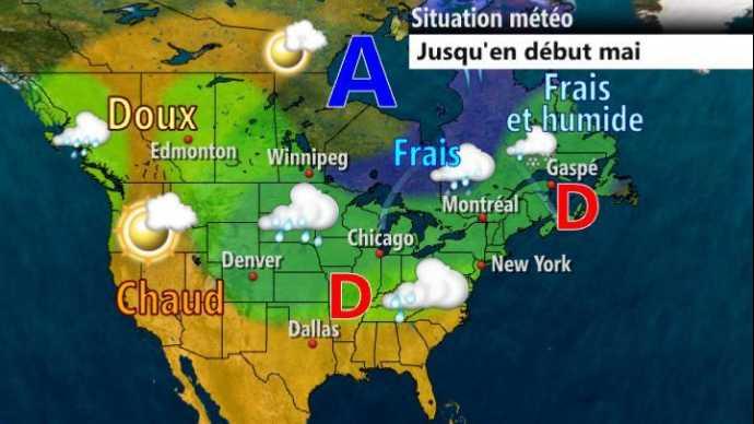 Un chroniqueur météo poursuivi pour avoir annoncé de la pluie