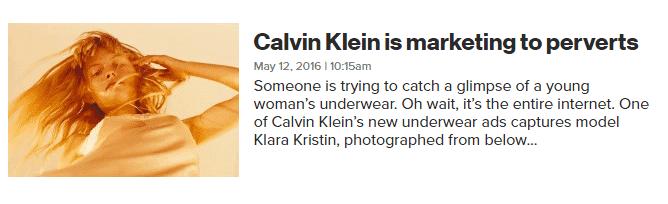 new york post calvin