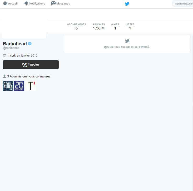 twitter-Radiohead