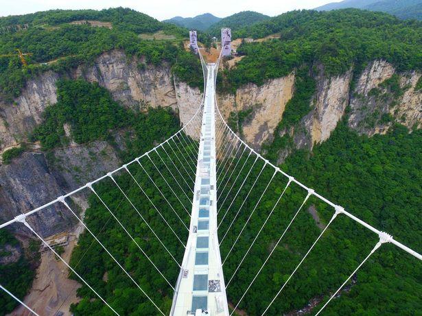 pont chine