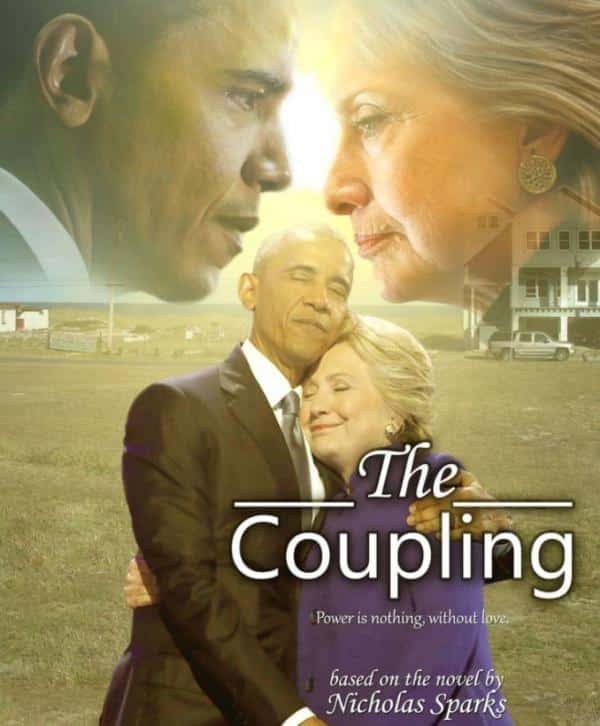 Hillary Clinton et Obama 11
