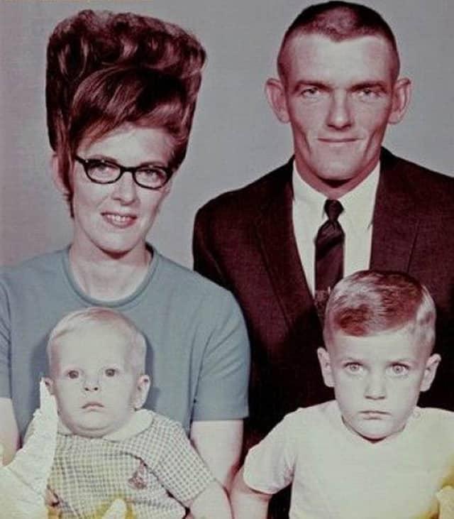 coiffures sixties 1