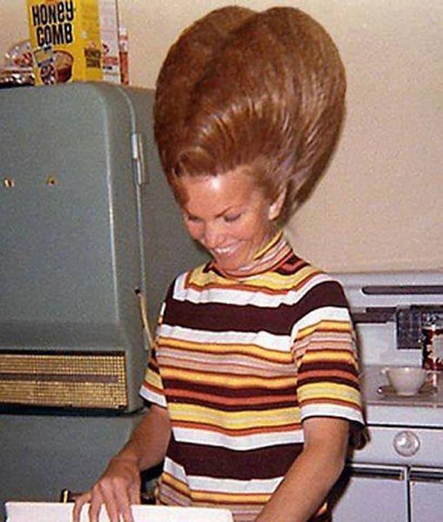 coiffures sixties 2