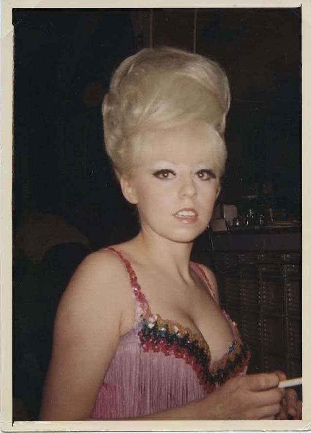 coiffures sixties 20